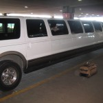 The Stretch (and I mean stretch) Limo!
