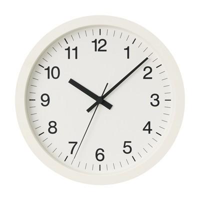 wall-clock-Muji