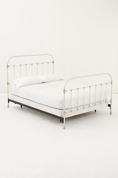 marigold iron bed anthropologie