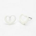20 Below: Heart Earrings