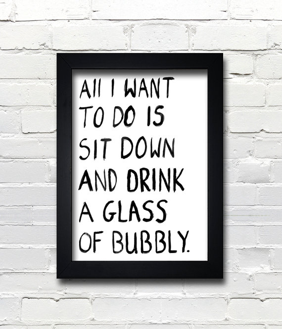 typography_bubbly_$21_Etsy_Black and Type Shop