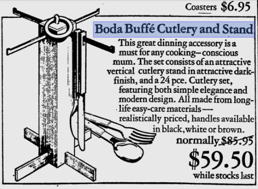 Boda Buffe Ad_May 3 1983_The Age_Australia