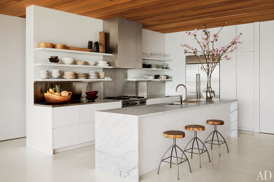 kelly klein_kitchen_Architectural Digest