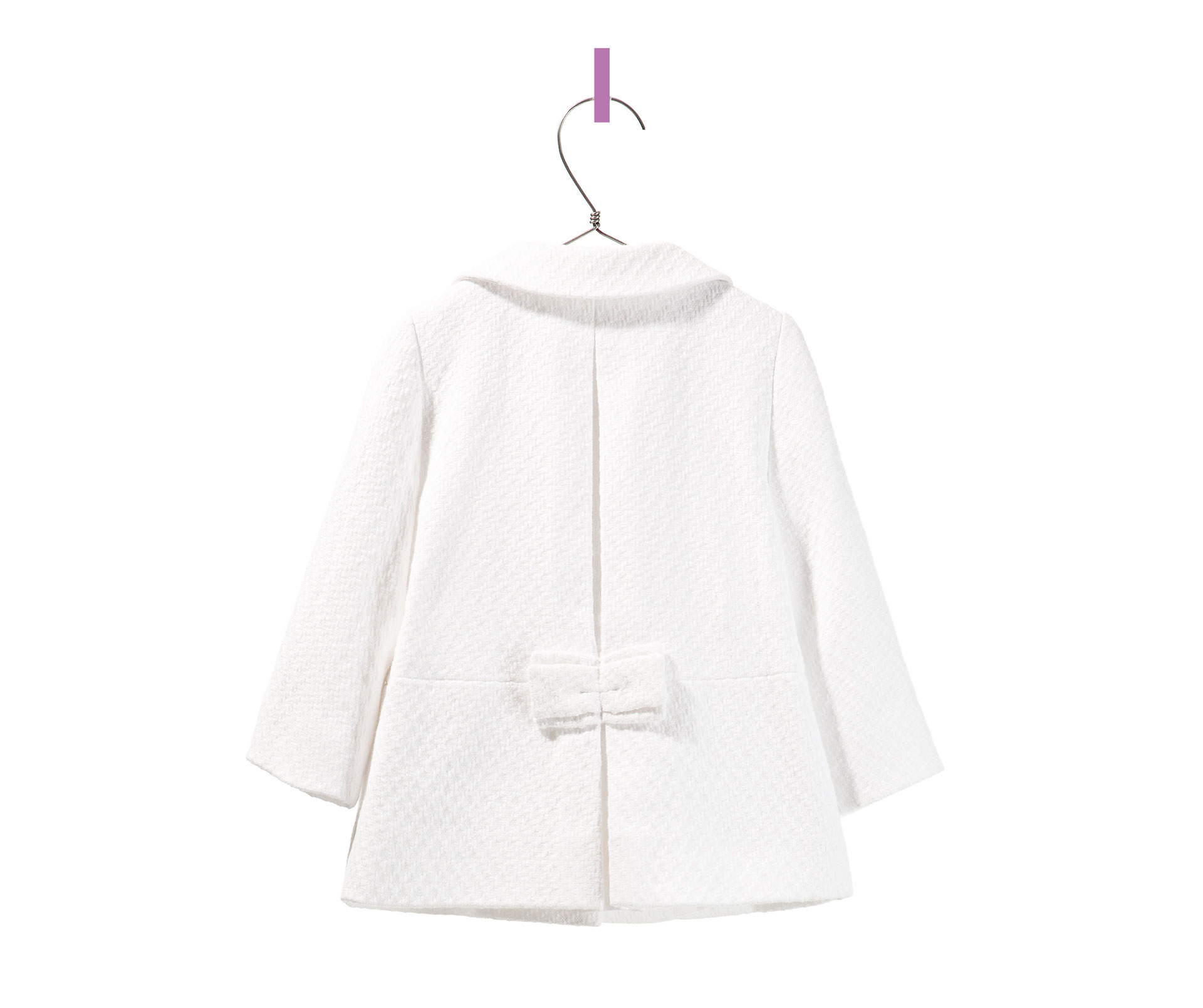 Zara coat-baby-girl