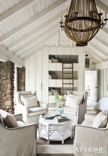 at-home-arkansas-lakeside-lodge-octagon-coffee-table