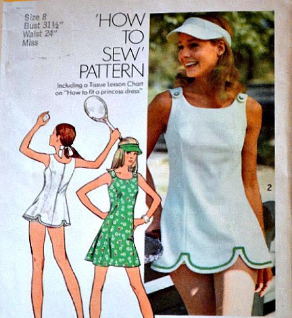 20 Below DIY Tennis DressesWhite Cabana | White Cabana