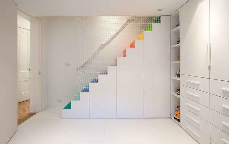 Andrew Michael Architect_stairs