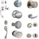Uptown: Door Knobs