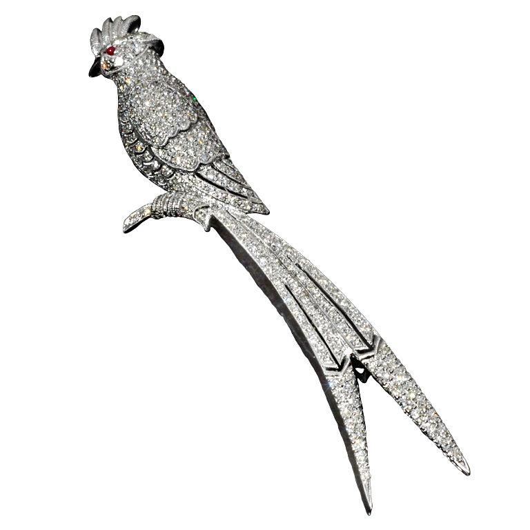 diamond-pave-bird-pin-1stdibs