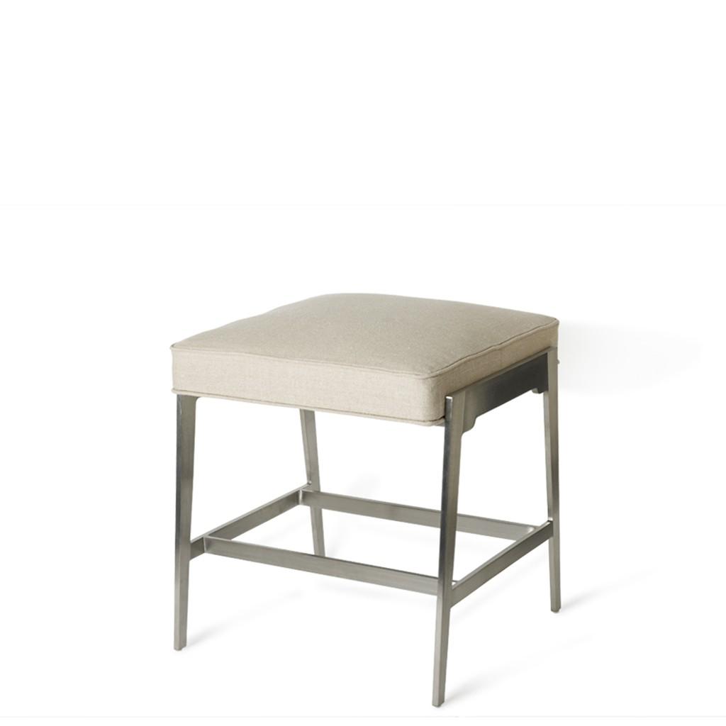 metal stool-waterworks
