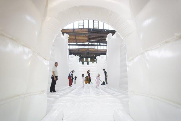 white-bouncy-castle-art-installation-20130627-121318-486
