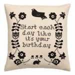 20 Below: Inspirational Pillow