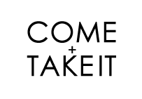 come&takeit-blog header