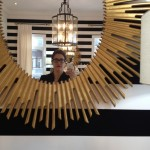 Design: Mirrors in the Princess Margaret Home Lottery Showhome