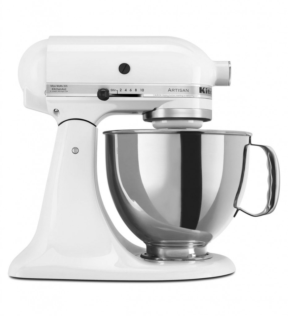 Kitchen-Aid-Artisan-stand-mixer