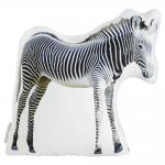 Marketplace: Zebra Pillow