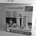 In the Kitchen: The KitchenAid Artisan Stand Mixer