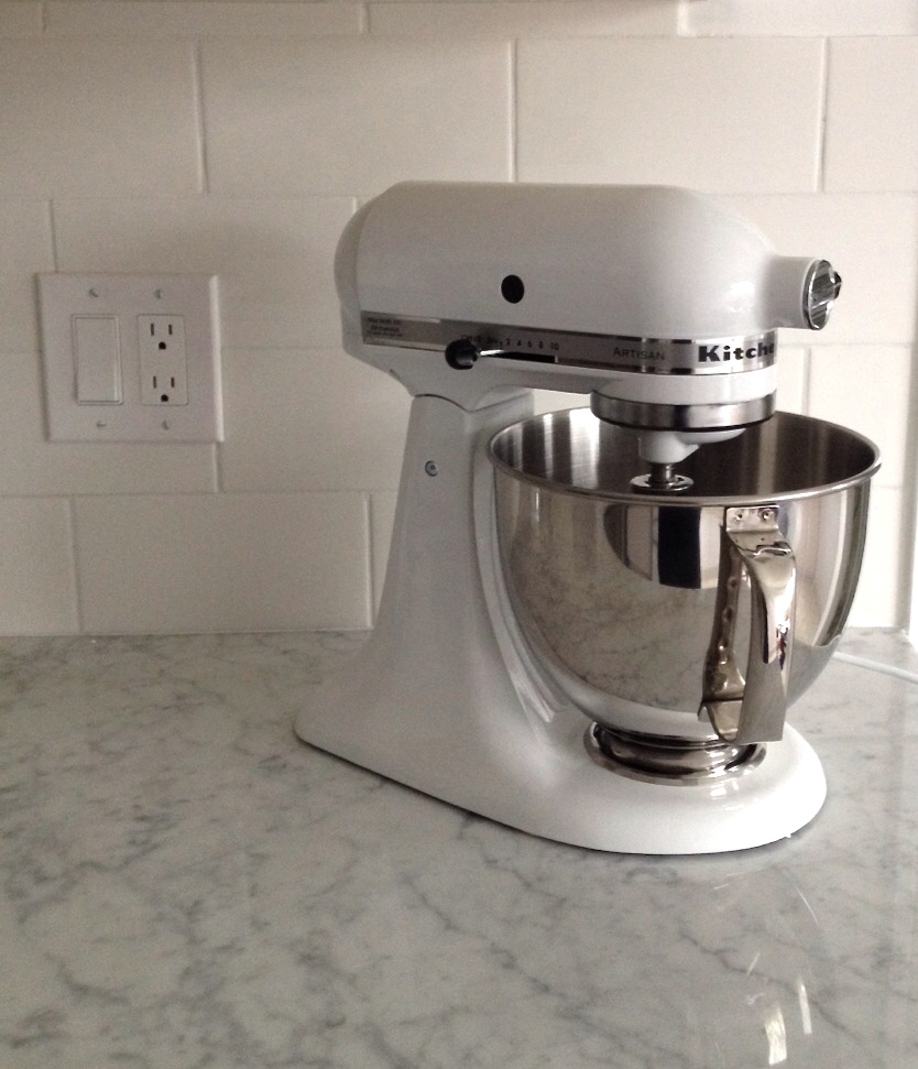 ... White Cabana KitchenAid Stand Mixer 2 ...
