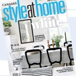 20 Below: Style at Home and House & Home Magazines