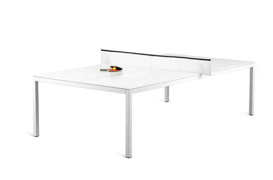 Poppin-ping-pong-table