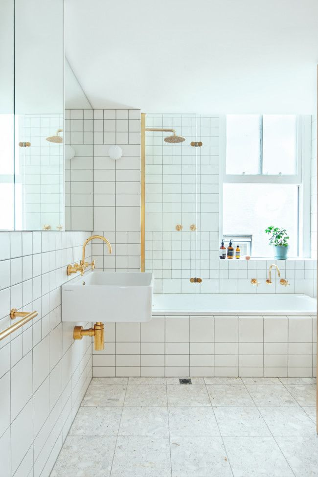white-bathroom-gold-accents