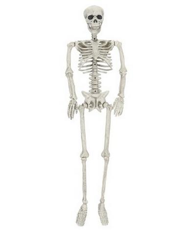 skeleton-target