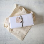 DIY: Lovely Leather Gift Tags