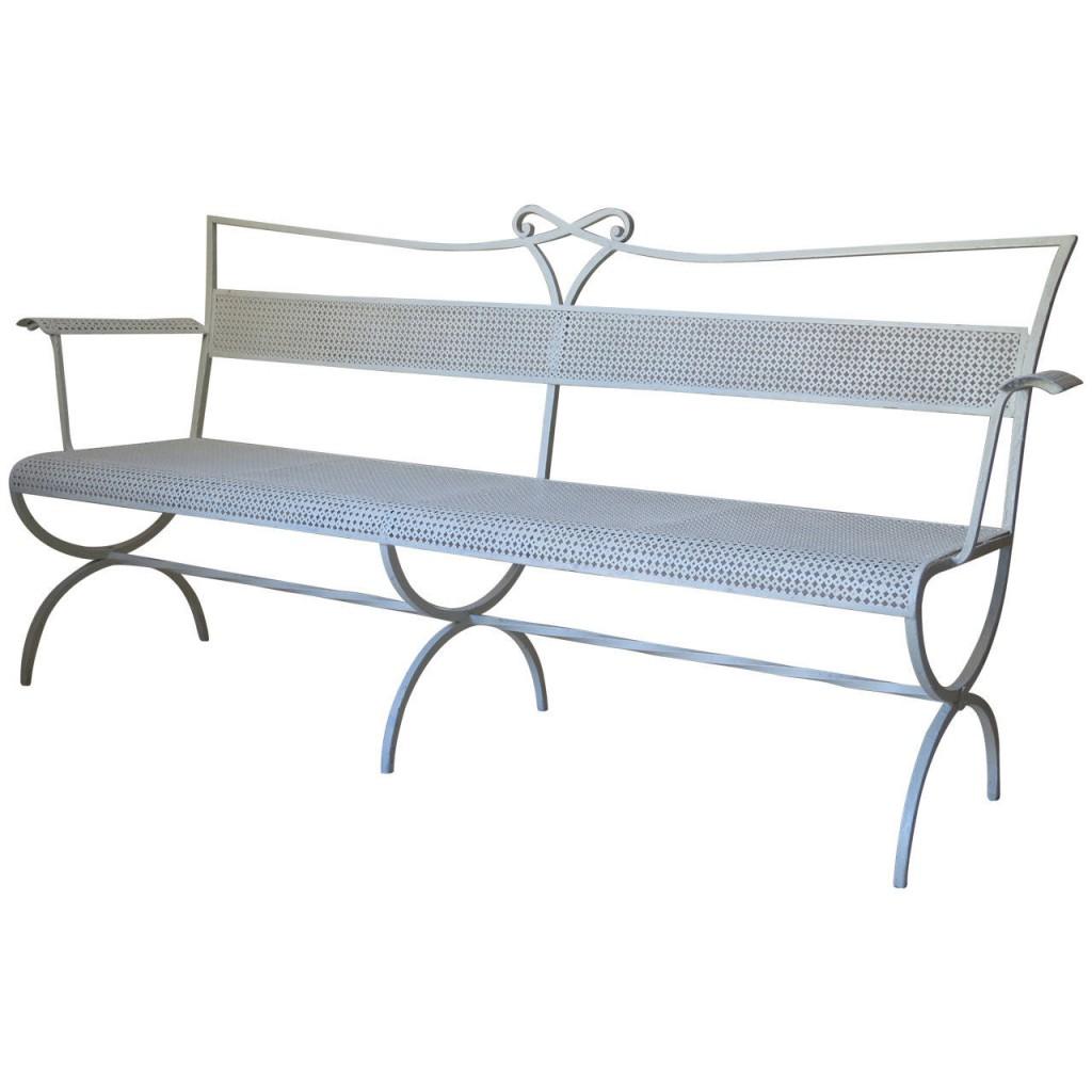maison-jansen-french-bench-1st dibs