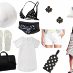 Fashion: Packing for a Beach Vacation