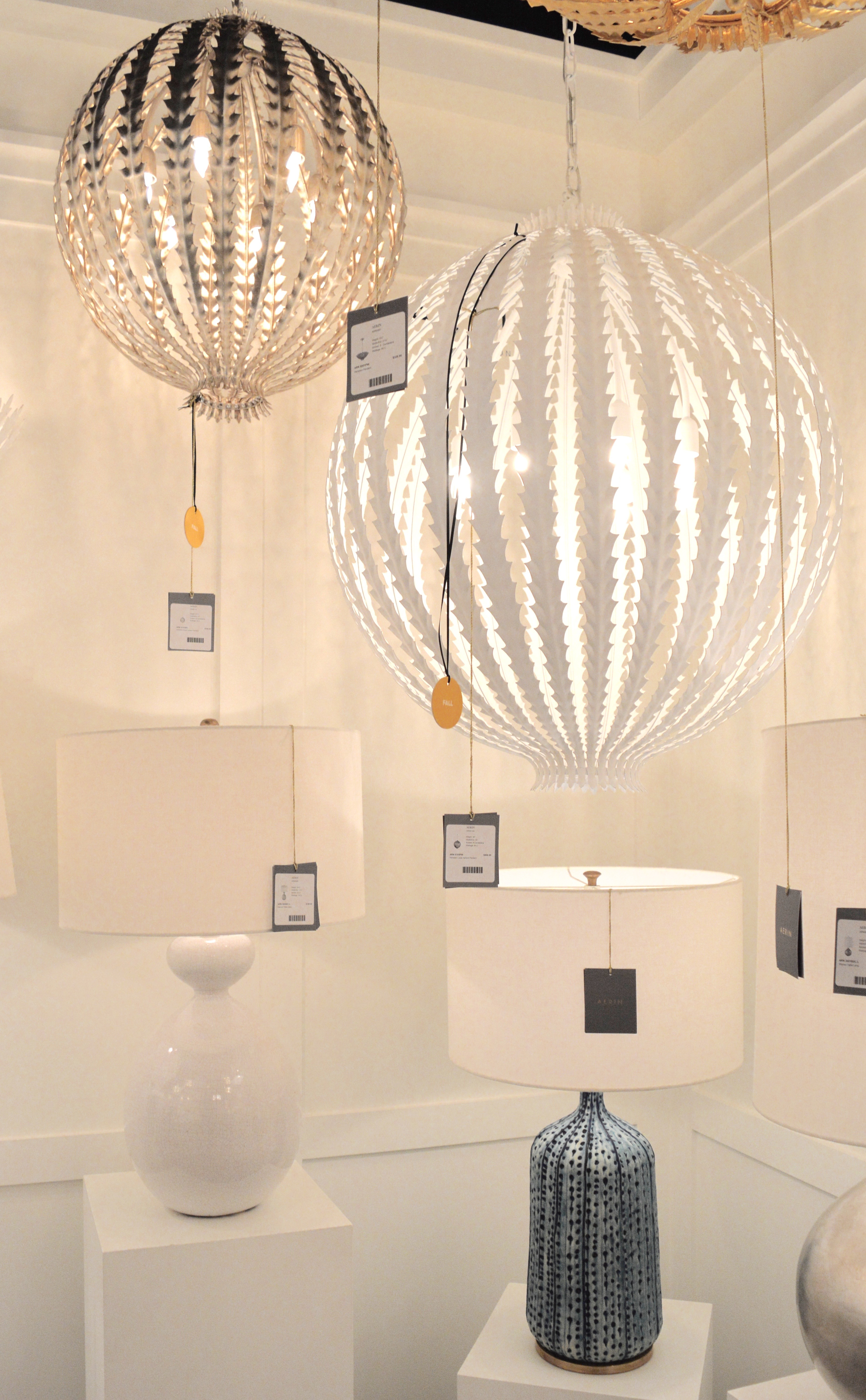 design visual comfort lighting at hpmktwhite cabana
