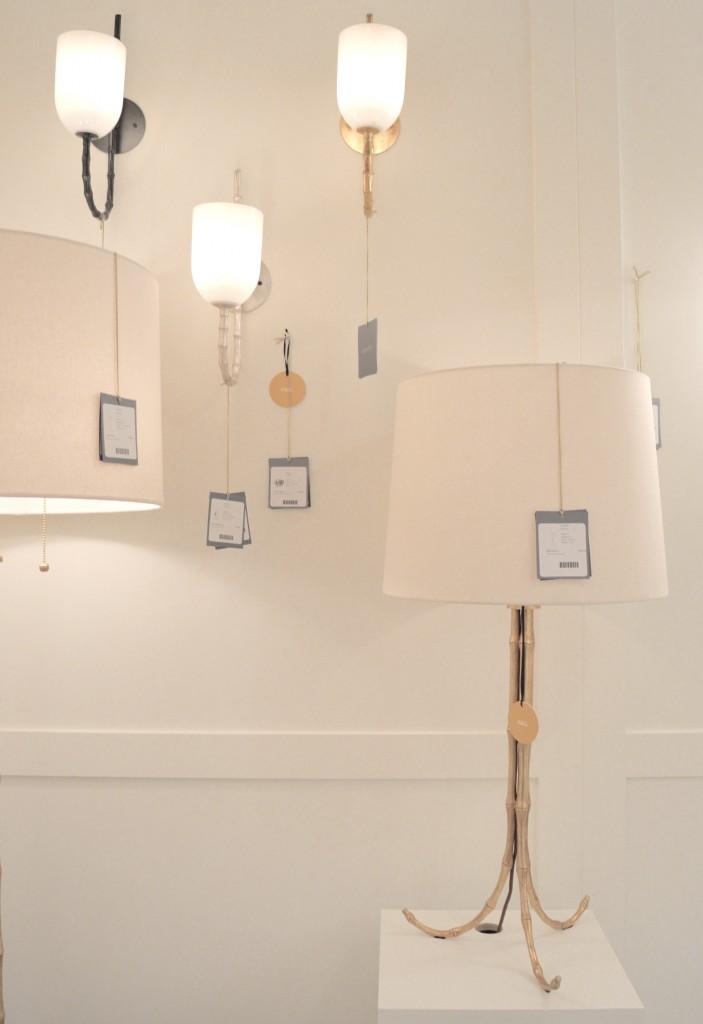 Visual comfort lightingwhite cabana white cabana for Aerin lauder visual comfort