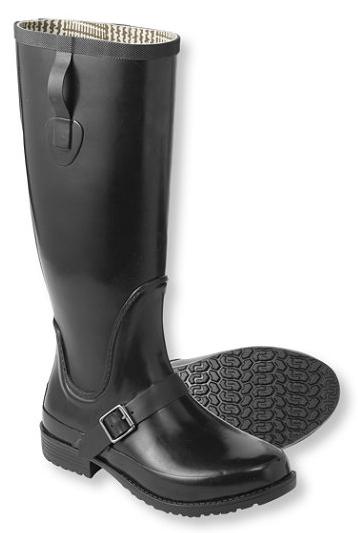 LLBean-wellie-rain boots