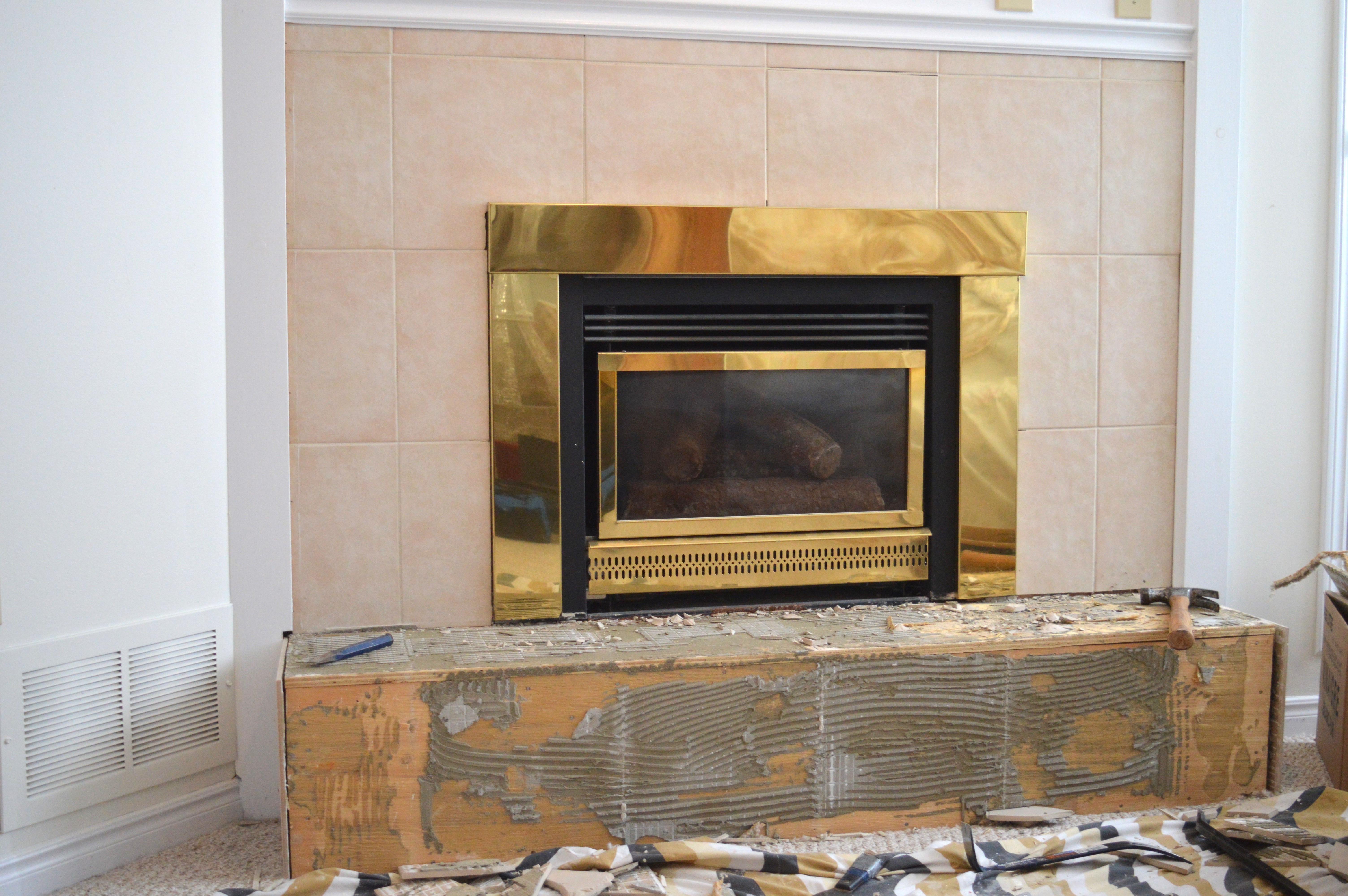 uptown how to makeover a fireplacewhite cabana white cabana