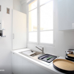 Hotel to Home: A Little Parisian Kitchen