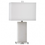 Two for Tuesday: High/Low Stone Table Lamp