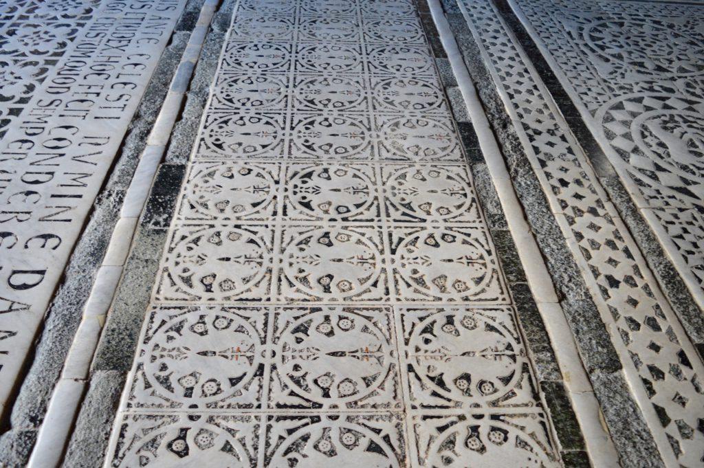San Miniato-Florence-floor-White Cabana