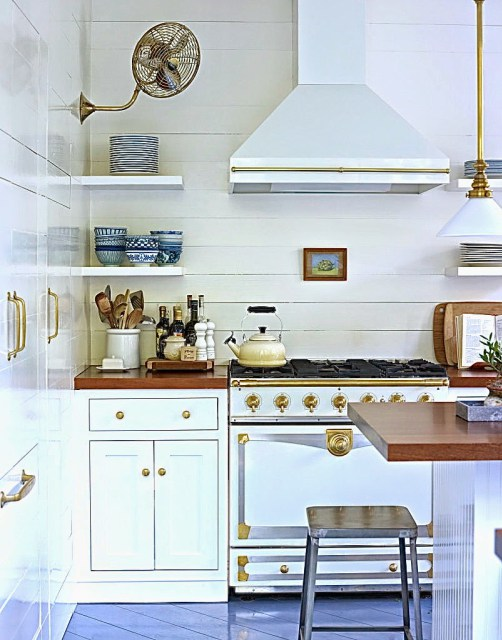 Design la cornue in whitewhite cabana white cabana - La cornue kitchen designs ...