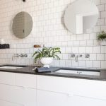 The Friday Five: Squares and Circles in the Bathroom
