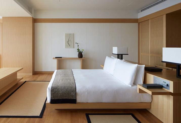 hotel to home aman tokyo japanwhite cabana white cabana