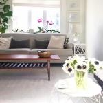 Furniture: Lattice End Tables