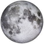 The Friday Five: Moon Phases